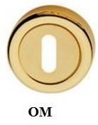 Szyld dolny 103 na klucz LINEA CALI