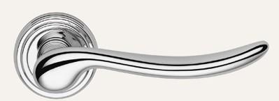 Klamka BETA 011 szyld okrągły CR chrom polerowany LINEA CALI