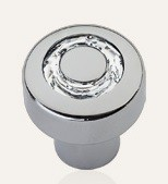 Gałka meblowa COSMIC Crystal 22 mm SWAROVSKI LINEA CALI