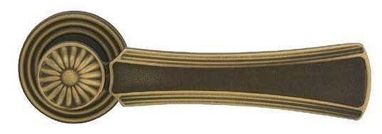 Klamka DAISY 112 OB brązowiony satynowy LINEA CALI