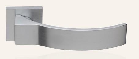 Klamka ELIOS 019 szyld kwadratowy CS chrom matowy LINEA CALI