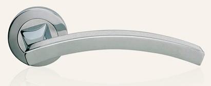 Klamka PROFILO 102 CM chrom matowy+błyszczący LINEA CALI
