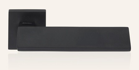 Klamka RIFLESSO 019 VE czarny matowy LINEA CALI