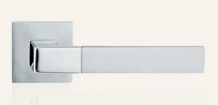 Klamka THAIS 019 CC chrom+chrom matowy LINEA CALI