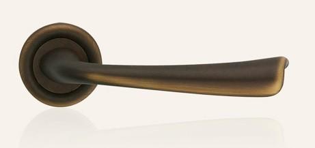 Klamka VOLA 103 BM brązowiony matowy LINEA CALI