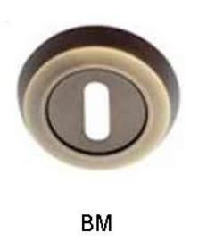 Rozeta 108 klucz szyld okrągły LINEA CALI